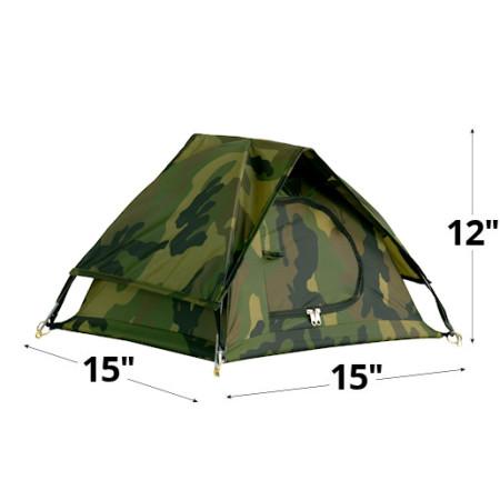 Mini Tent Camouflage