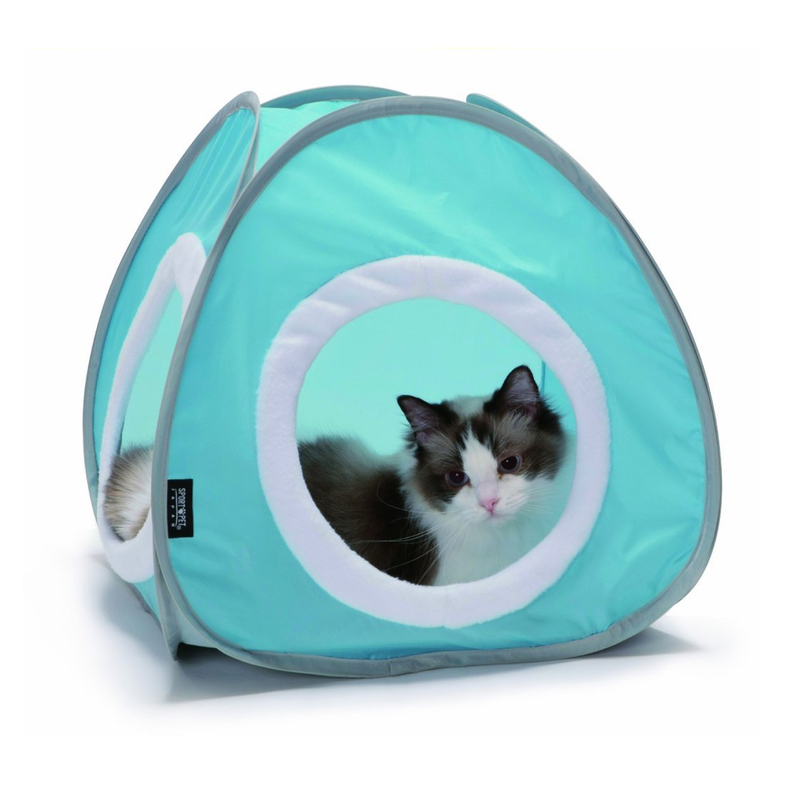 mini display tents cozy cat tent