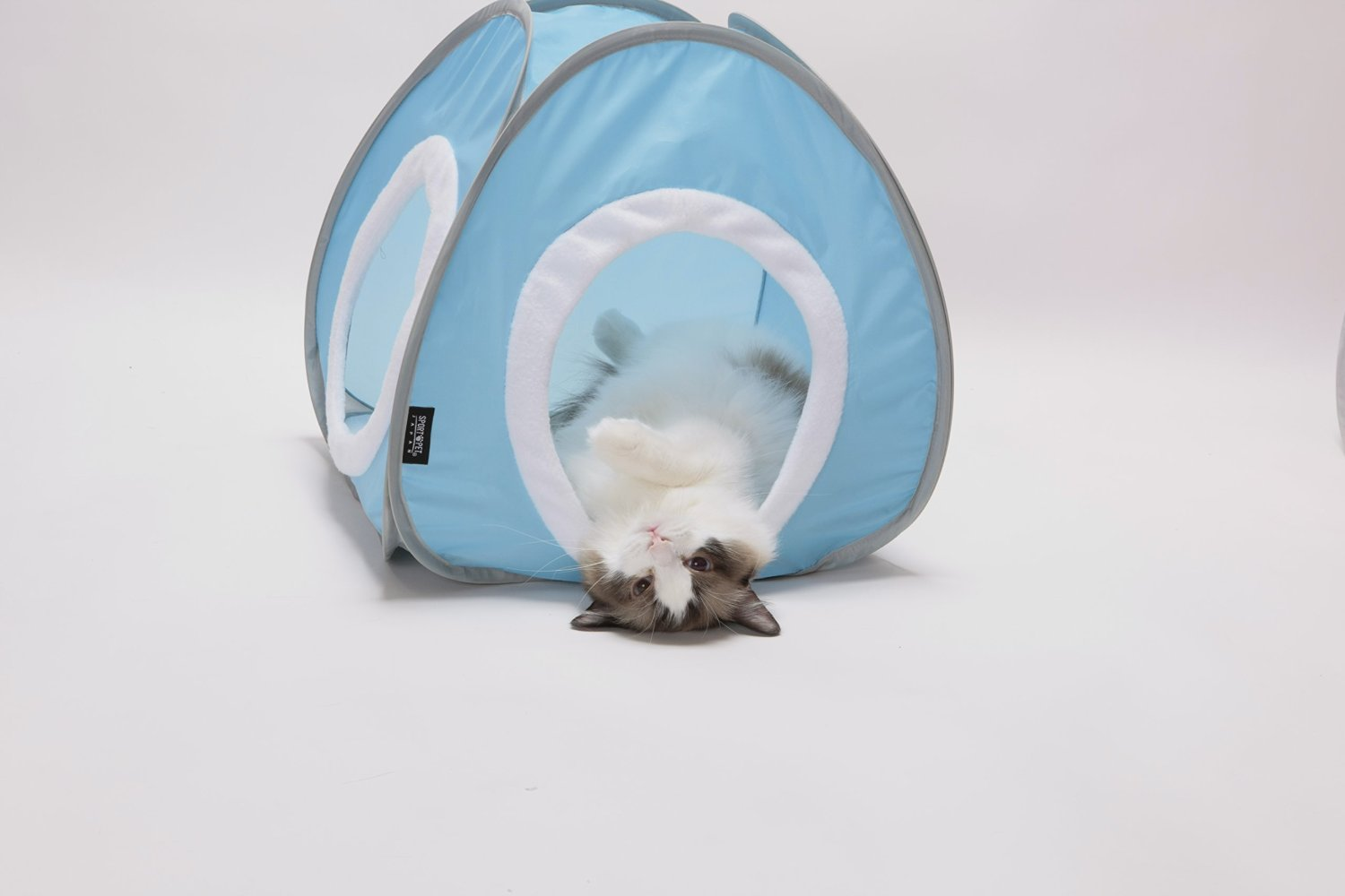Cozy Cat Tent Mini Display Tents