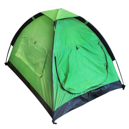 Green Exploration Pup Tent