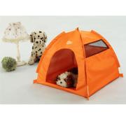 Indoor-Outdoor Folding Pet Tent